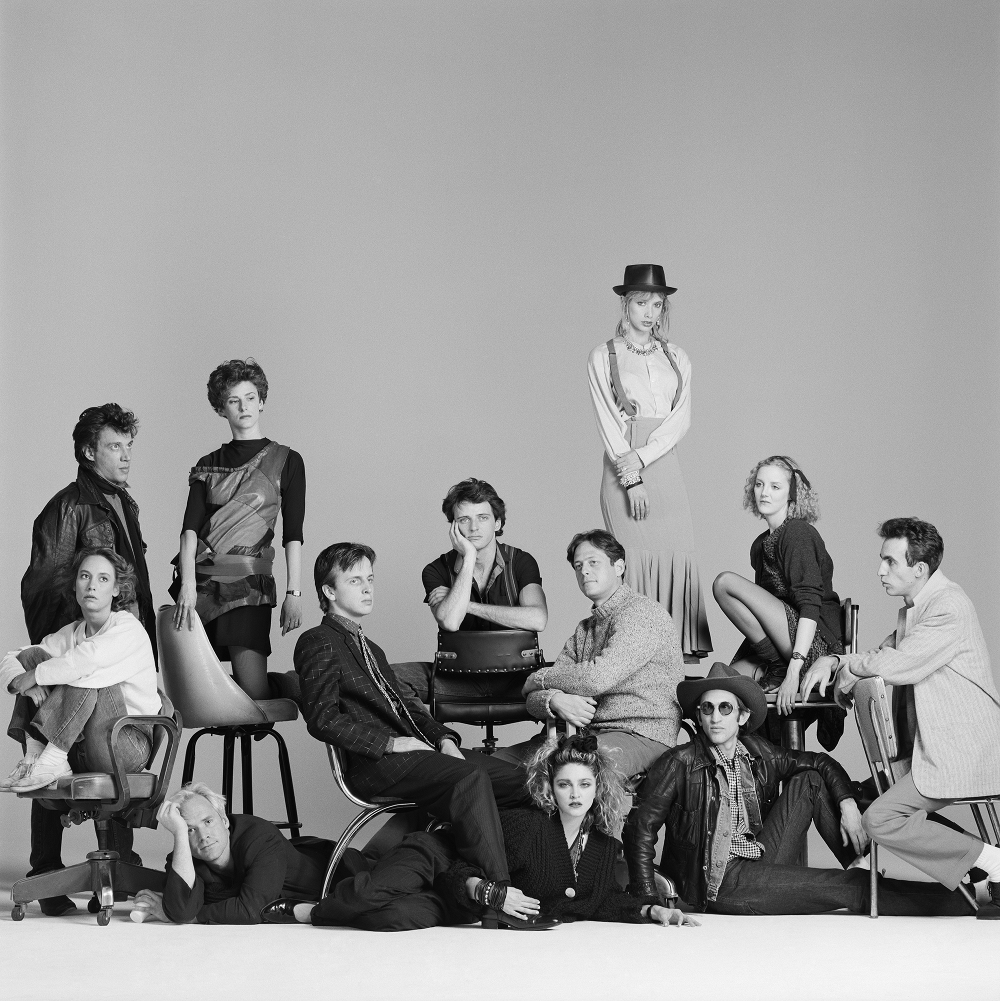 Cast of Desperately Seeking Susan