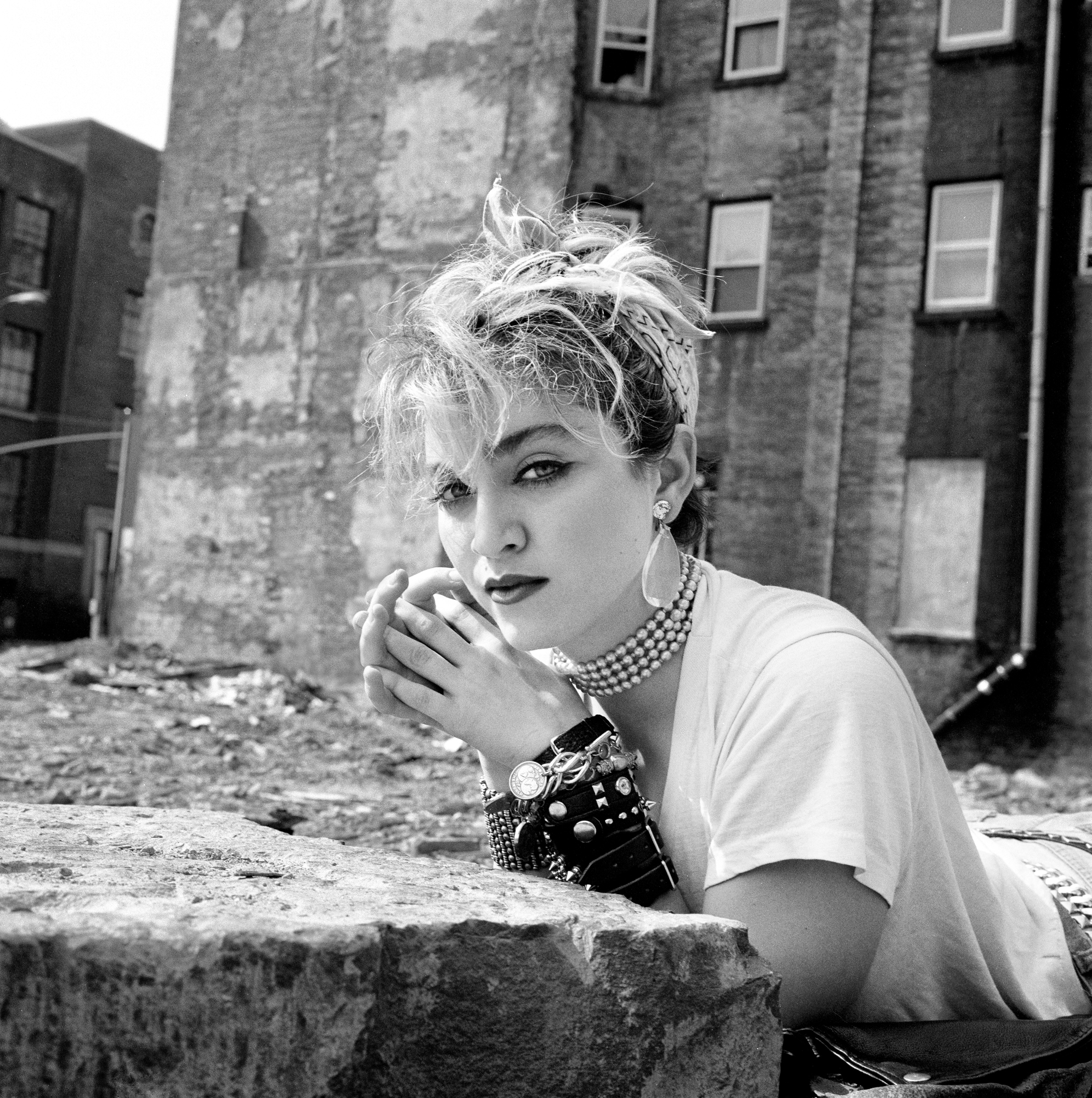Madonna in Rubble 1 copy