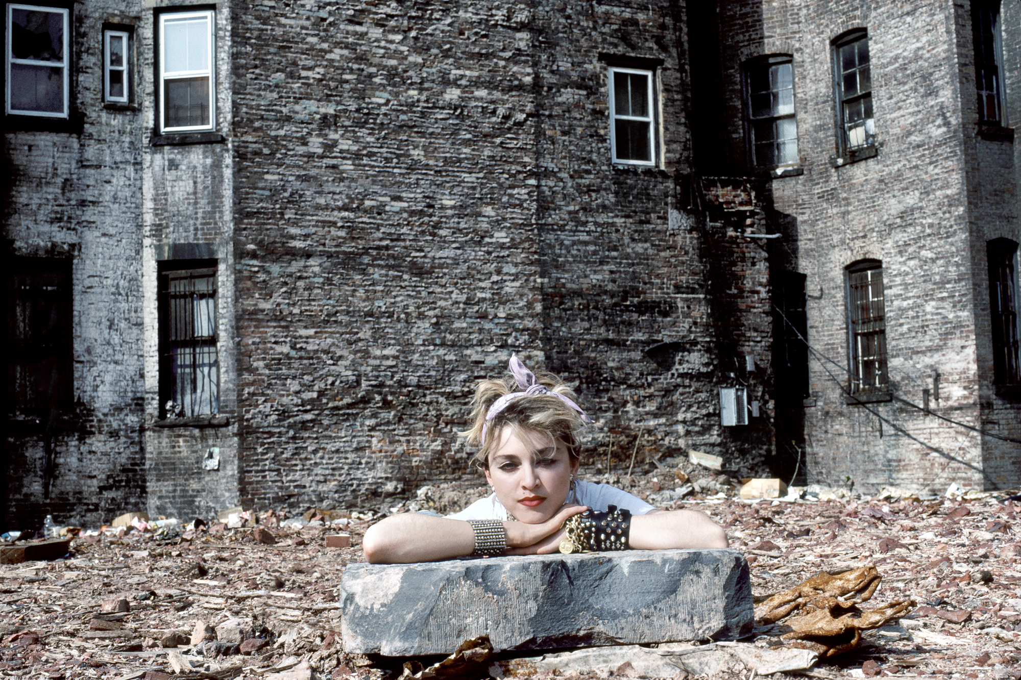 Madonna in Rubble 3 copy